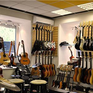 Музыкальные магазины Кормиловки