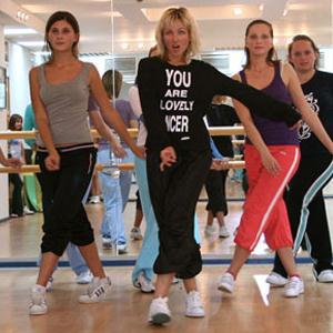 Школы танцев Кормиловки