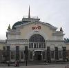 Железнодорожные вокзалы в Кормиловке