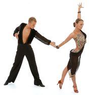Школа танцев 100 ПА - иконка «танцы» в Кормиловке
